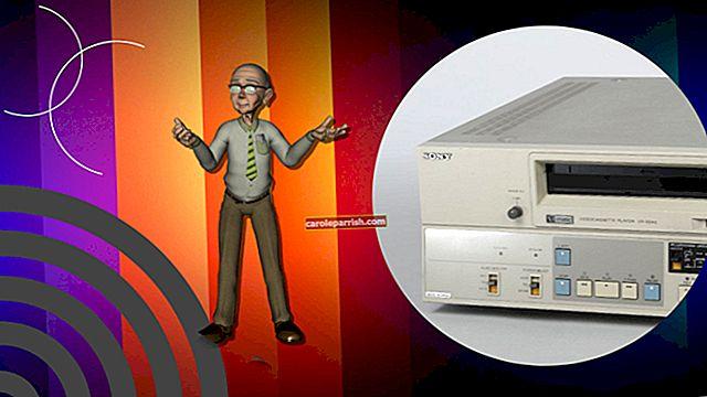 VCR penyelenggaraan apa